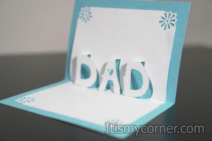 Make A Pop Up Card