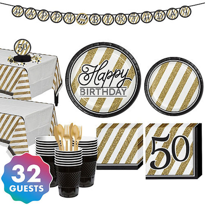 50th Birthday Gift Ideas
