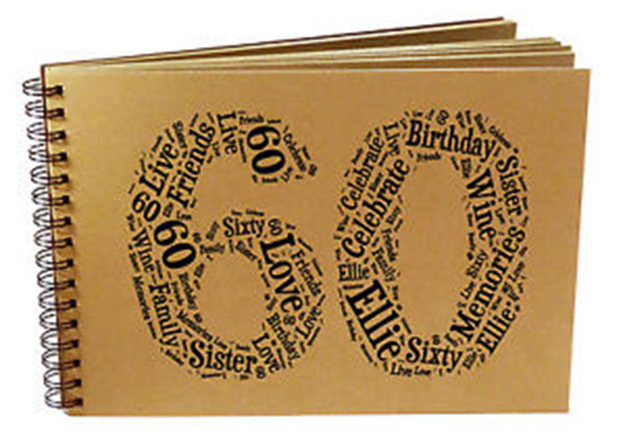 60th Birthday Gift Ideas 3